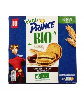 Mini Prince bio au chocolat
