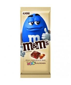 M&M'S Tablette Almond