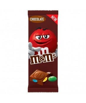 M&M'S Tablette au chocolat