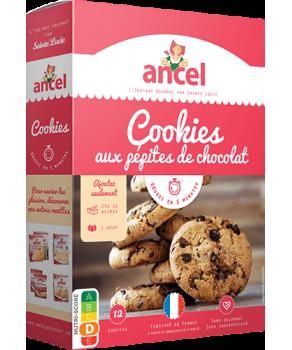 Cookies aux pépites de...