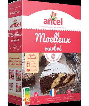 Moelleux marbré Ancel