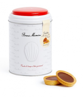 Boite Tartelettes Chocolat Caramel Bonne Maman