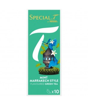 Mint Marrakech style Special T