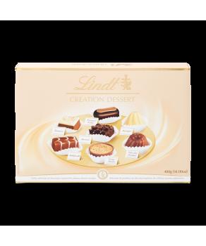 Création dessert Lindt