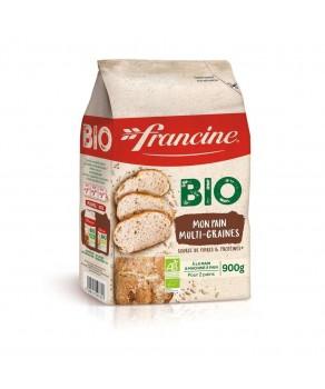 Farine Pain multi-graines bio