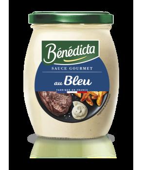 Bénédicta sauce au bleu