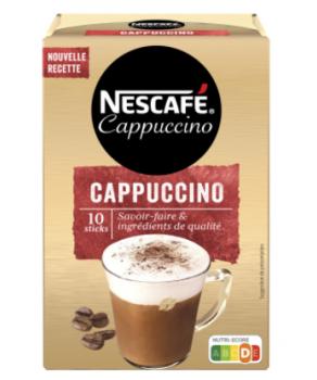 Cappuccino Nescafé