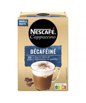 Nescafé Cappuccino Décaféiné