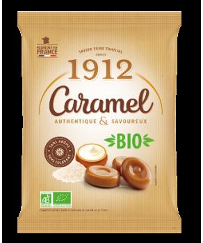 Caramel authentique Bio Verquin