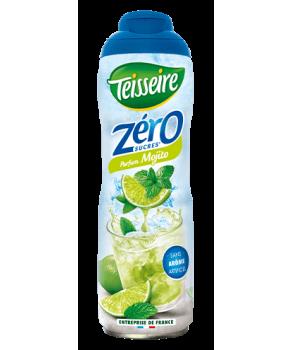 Sirop Teisseire Zéro sucres Mojito