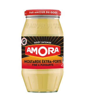 Moutarde extra forte Amora