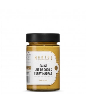 Sauce Lait de Coco & Curry...