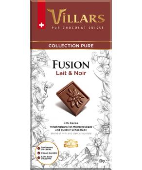 Chocolat Villars Fusion...