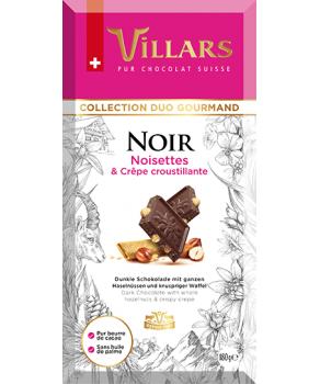 Chocolat Villars Noir...