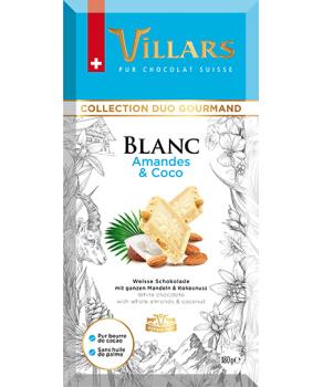 Chocolat Blanc Villars...