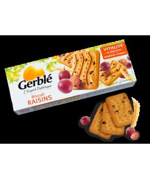 Biscuits Raisins Gerblé