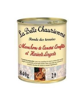 Manchons de Canard Confits...