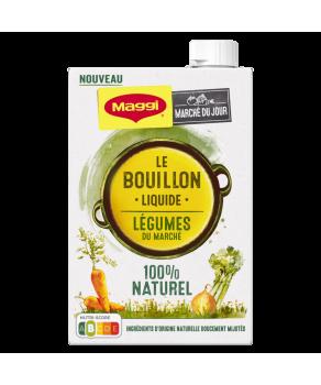 Le Bouillon Liquide Légumes...