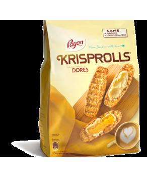 Pains grillés dorés Krisprolls