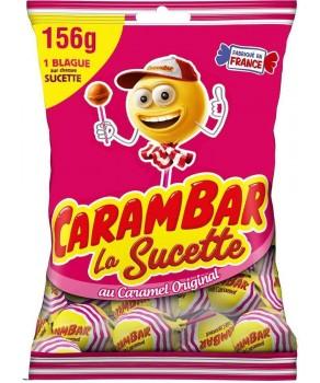 Sucettes au Caramel...