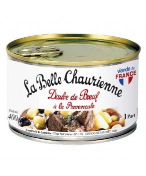 Daube de bœuf La Belle Chaurienne