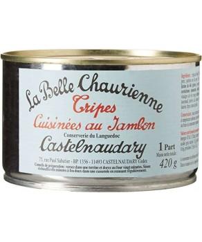 Tripes cuisinées au Jambon La Belle Chaurienne