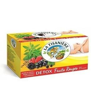 Détox aux fruits rouges La Tisanière