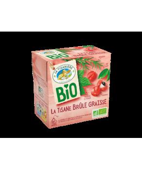 Tisane brûle graisse Bio La Tisanière