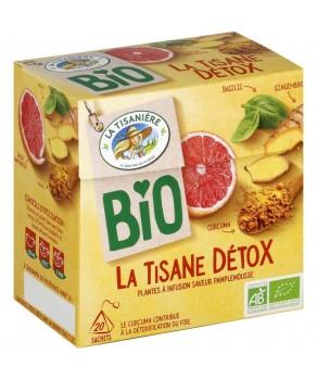 Tisane Détox Bio La Tisanière