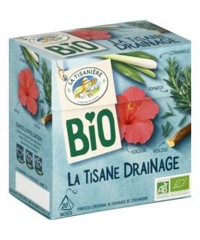 Tisane Drainage Bio La Tisanière
