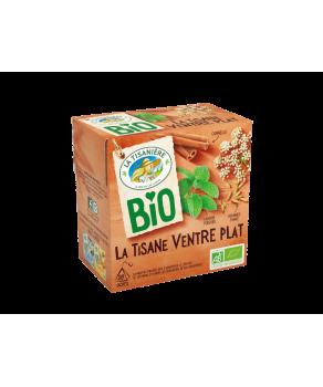 Tisane Ventre Plat Bio La Tisanière