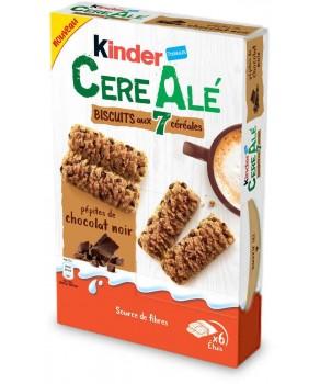 Kinder biscuits aux céréales