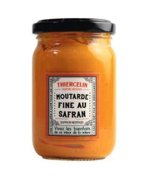 Moutarde fine au Safran...