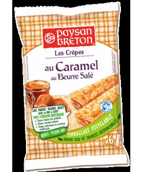 Crêpes au Caramel beurre salé