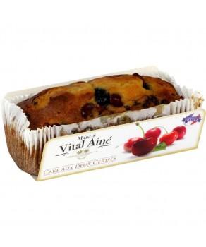 Cake aux deux cerises Vital...