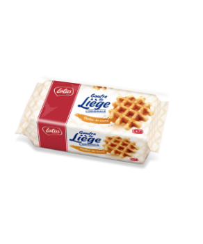 Gaufres de Liège au sucre...