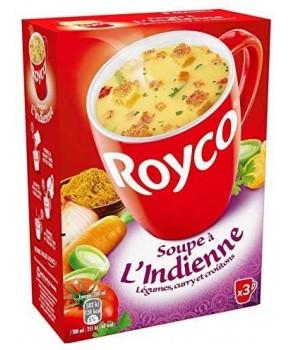 Soupe à l'indienne Royco