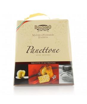 Panettone au beurre