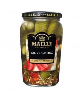 Cornichons Maille Aigres-Doux