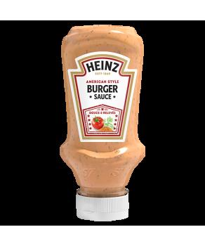 Sauce Heinz American Burger