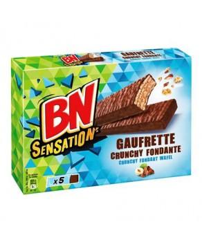 Gaufrette crunchy BN