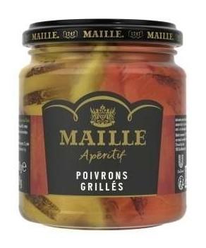 Poivrons grillés Maille