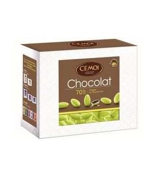 Dragées au chocolat noir Cémoi