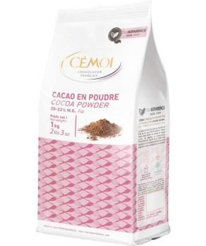 Cacao en poudre Cémoi