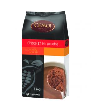 Chocolat en poudre Cémoi