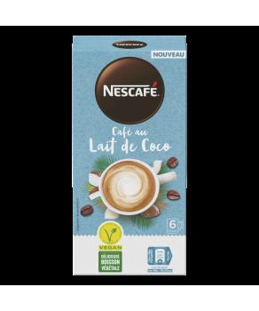 Café au lait de Coco Nescafé
