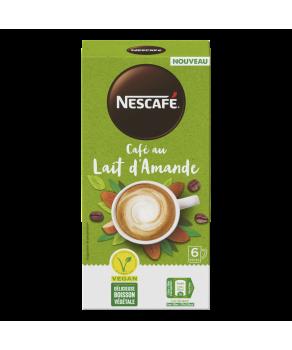 Café au lait d'Amande Nescafé