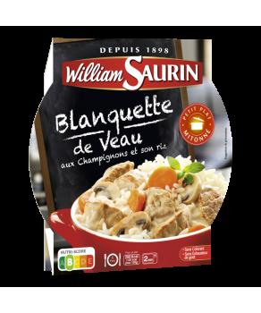 Blanquette de veau William...