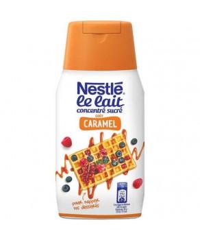 Lait concentré au caramel Nestlé