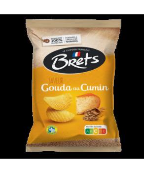 Chips Bret's au Gouda au Cumin